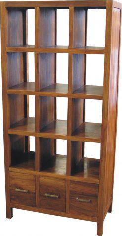 Vihara book racks