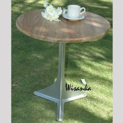 Fairlady Side Table Unfinished Teak