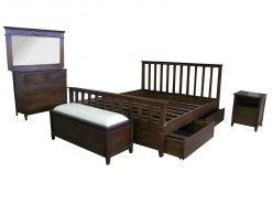 Surabaya bed furniture