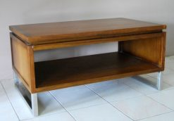 Naples teak coffee table