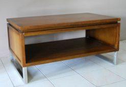 Naples teak coffee table