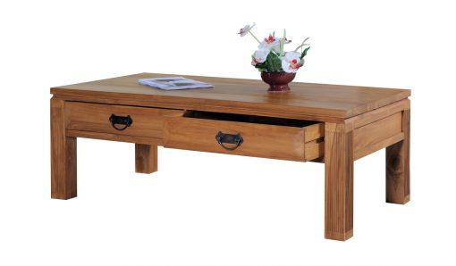 Belgrade mahogany coffee table