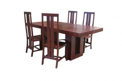 Copenhagen dining furniture set
