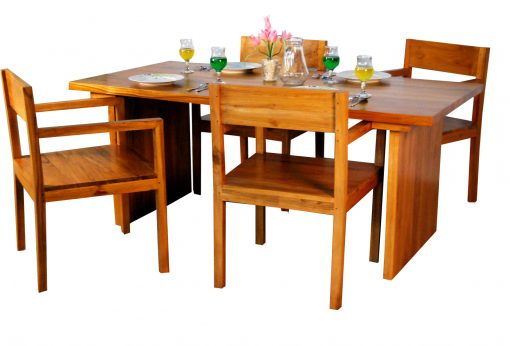 Danish dining furniture set
