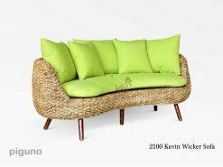 Kevin Curve Sofa