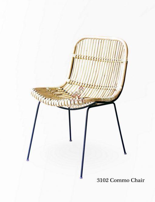 Commo Rattan Chair
