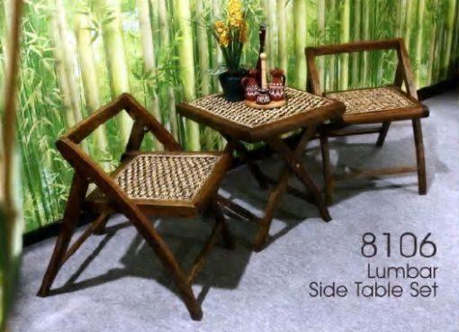 Lumbar Side Table
