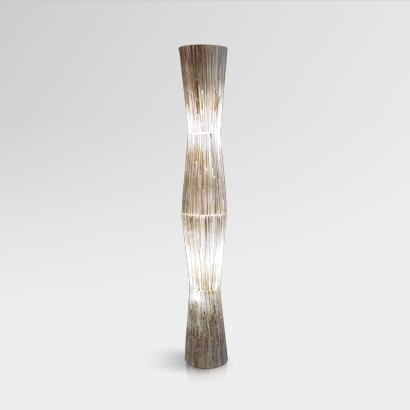 Coco Stick Lamination Floor Lamp