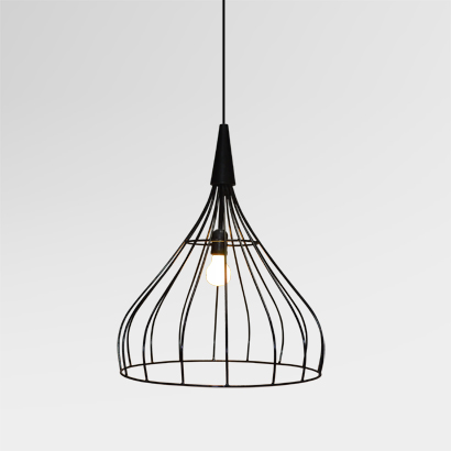 Conoco Hanging Lamp