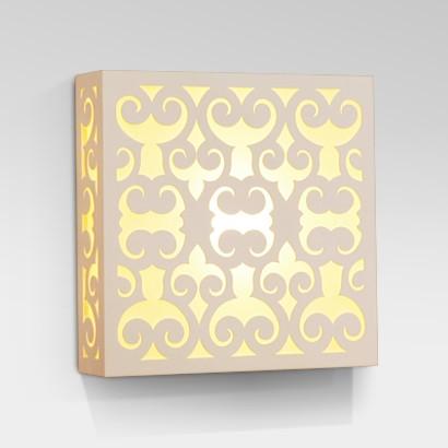 Dayak Wall Lamp