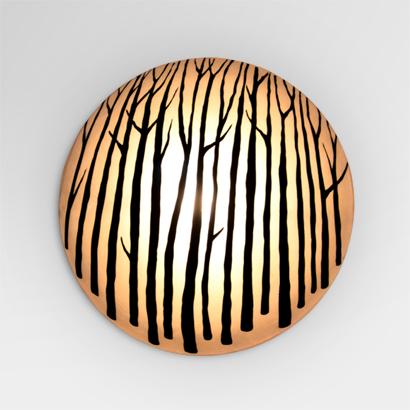 Tree wall Lamp