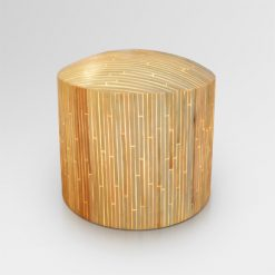 Wicker Lamination Stool