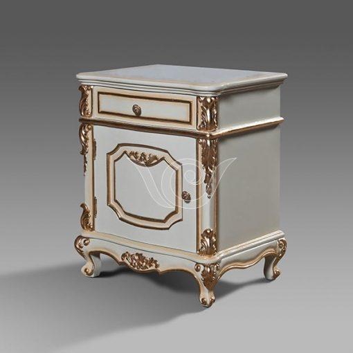 Alexa Bedside Cabinet