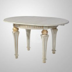 Alhusnia Dining Table Extended