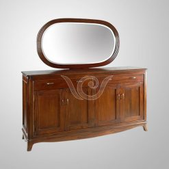 Conelly Sideboard & Mirror