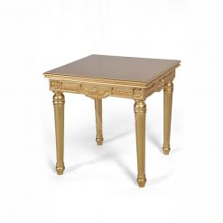 Eros Side Table Gold