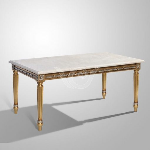 Kasha Coffee Table Marble Top