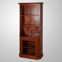 Morgan Bookcase 1 Drawer