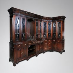 Paulpots Gallery Cabinet