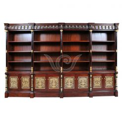 Siberia Library Cabinet