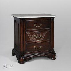 Tugalavish Bedside Cabinet