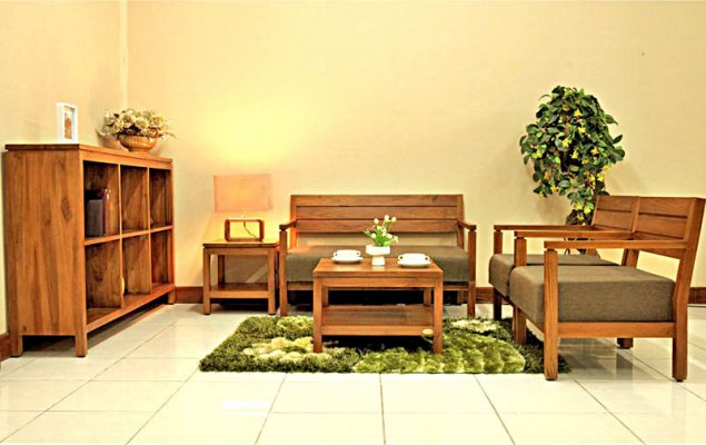 Indonesia Teak Furniture Wooden Furniture Factory Mahogany