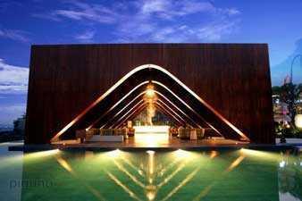 Wydham Tamansari Jivva Hotel Projects