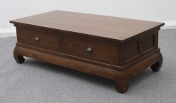 Opium coffee table 4 drawers