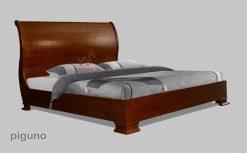Maria Sleigh Bed