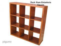 Siam Estanteria Square Bookrack