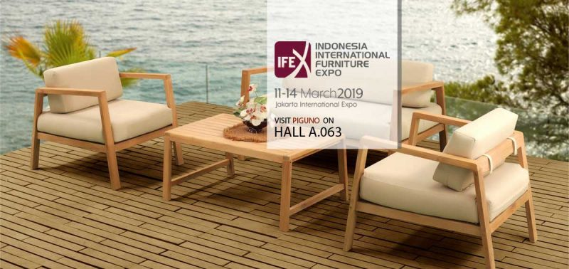 Close to opening Ifex 2019 Indonesia Expo