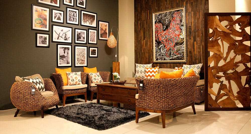 Indonesia Rattan Furniture
