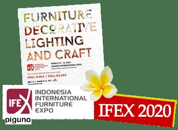Indonesia IFEX 2020 Jakarta Kemayoran, Business Event, Indonesia IFEX